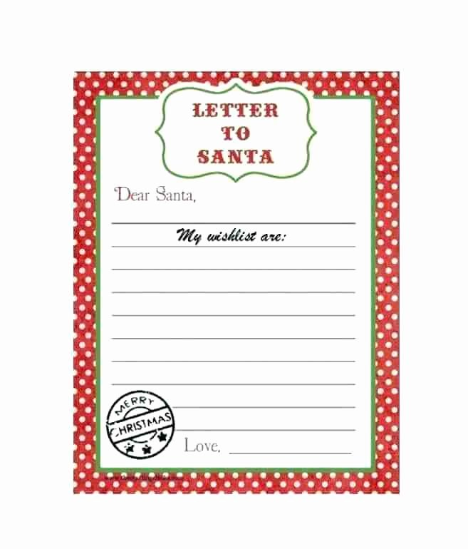 List Template Wish Secret Santa Gift Exchange – Danielmelo
