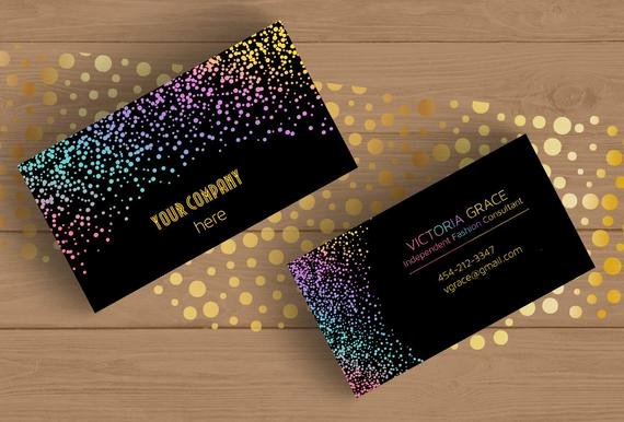 Lularoe Business Card Psd Template Customized No 22 by