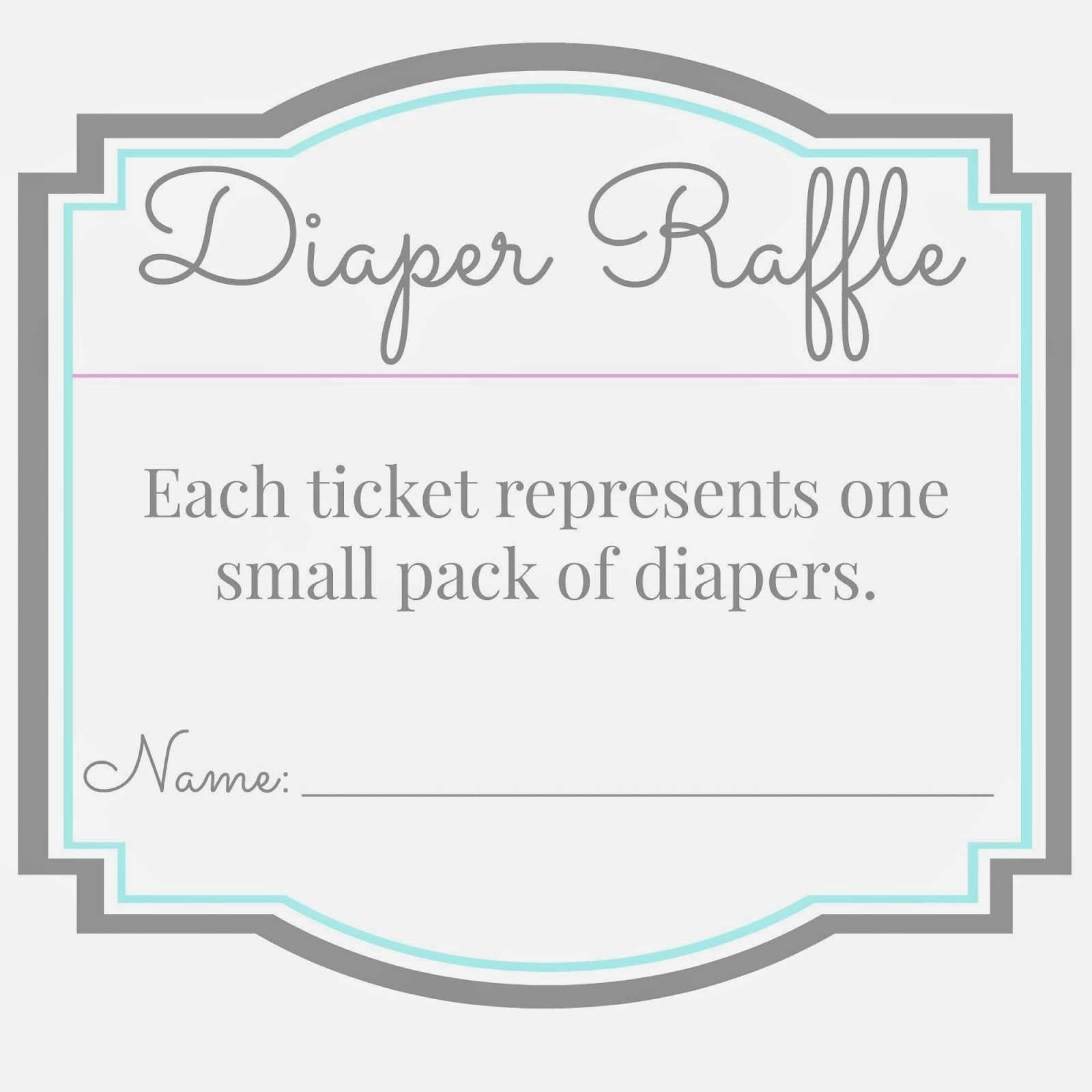 Luxury Avery Raffle Ticket Template Free Download