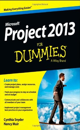 Microsoft Project Books