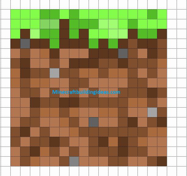 Minecraft Pixel Art Templates February 2013
