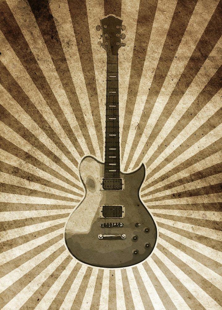 New York City Guitar School Nyc Guitar School Gift