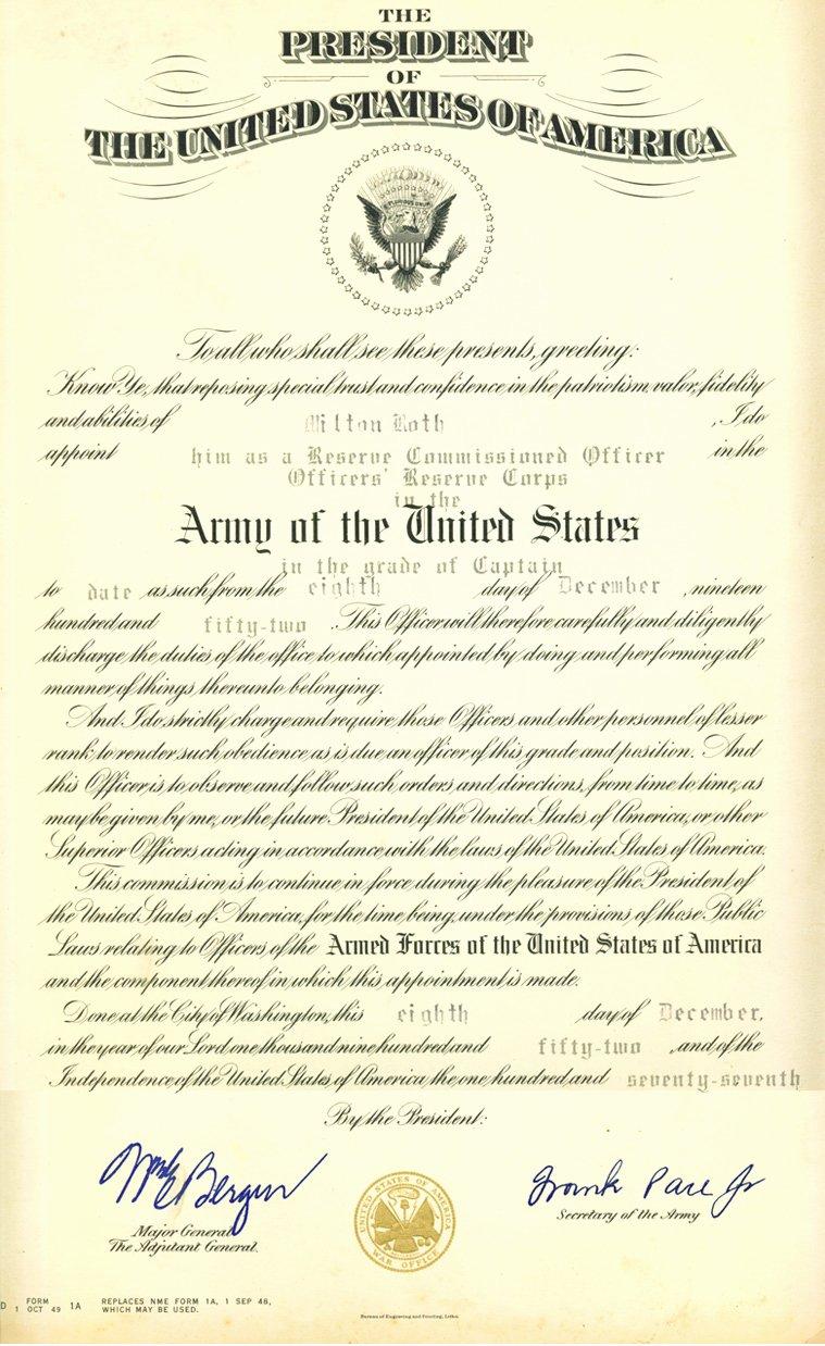 Officer Promotion Certificate Template Joselinohouse