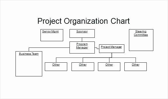 Organizational Chart Template Word 2010 – Medschoolsfo