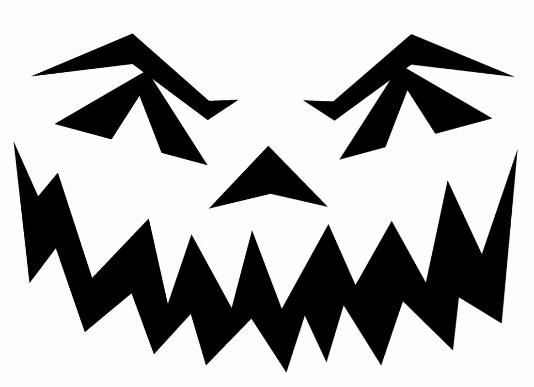 Photo Free Halloween Stencils to