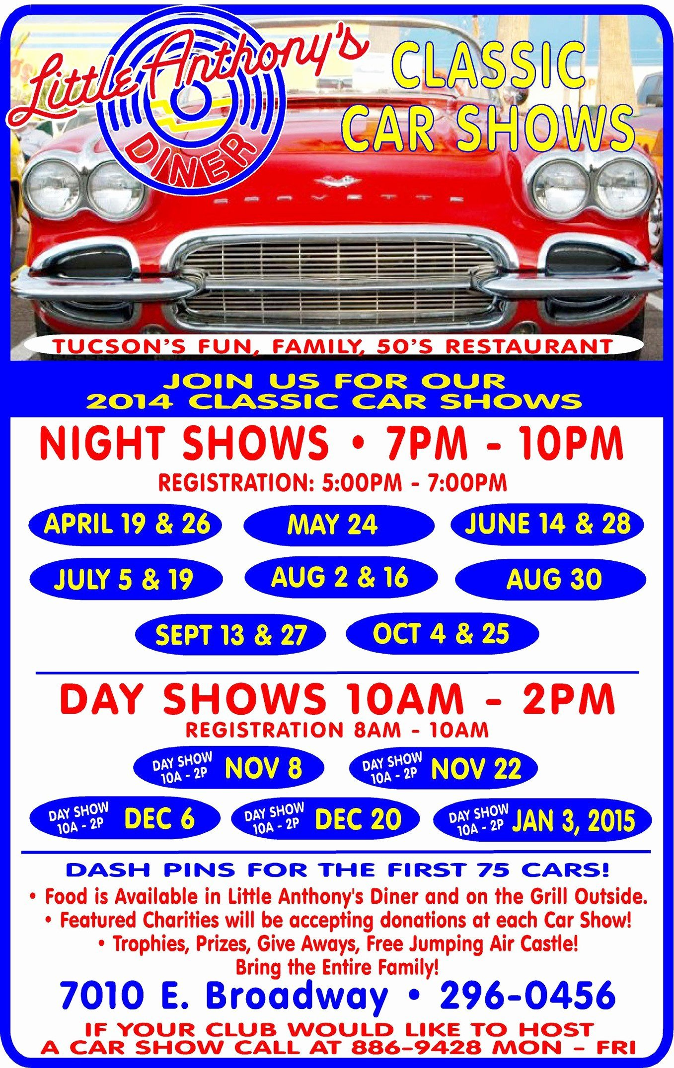 Pin Car Show Flyer Template Free Templates On Pinterest