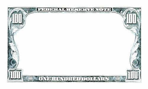 Pretty Printable Play Money Template Free Custom