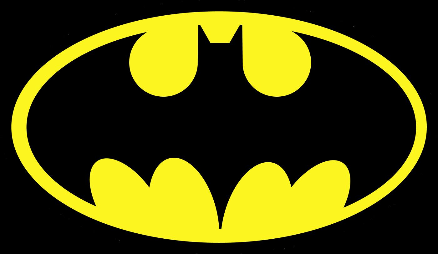 Printable Batman Logo Clipart & Vector Design