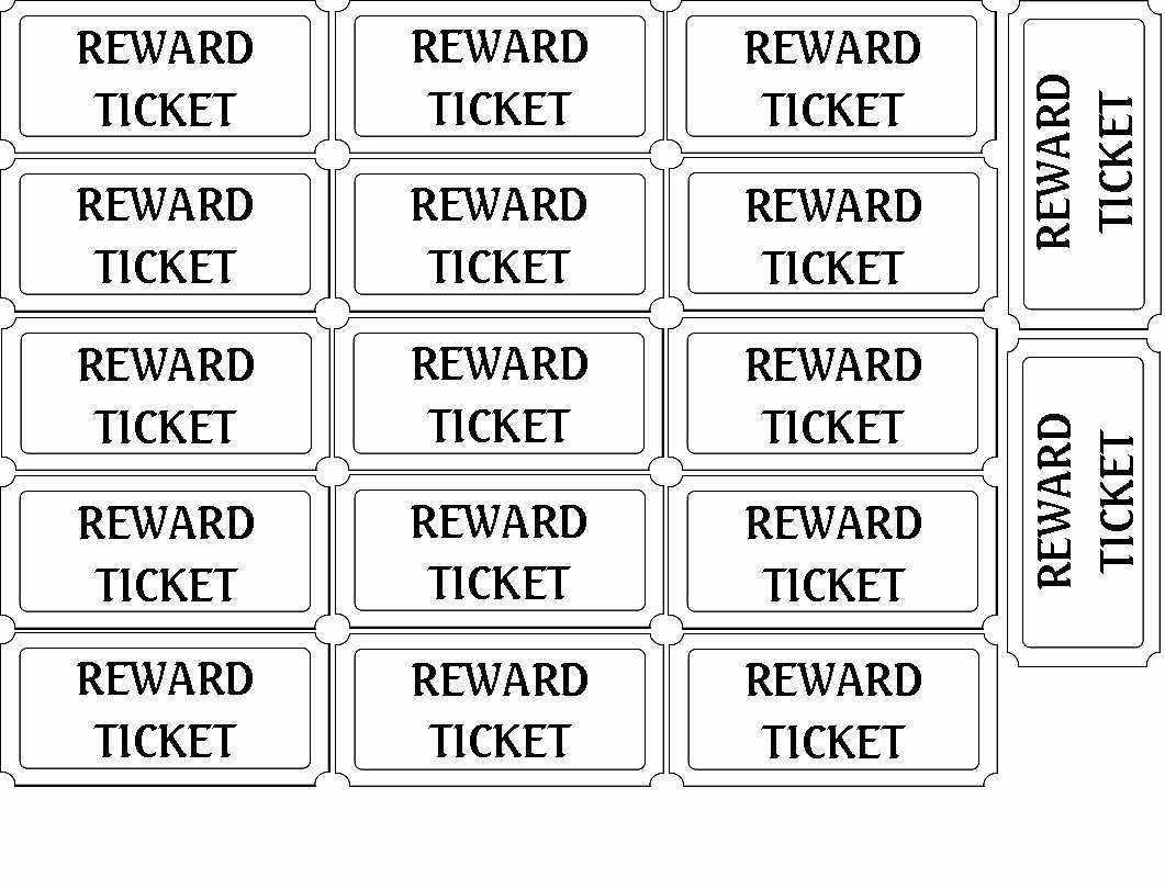 graphic about Printable Raffle Tickets With Numbers called 7 Easiest Of Printable Raffle Tickets with Quantities Latter