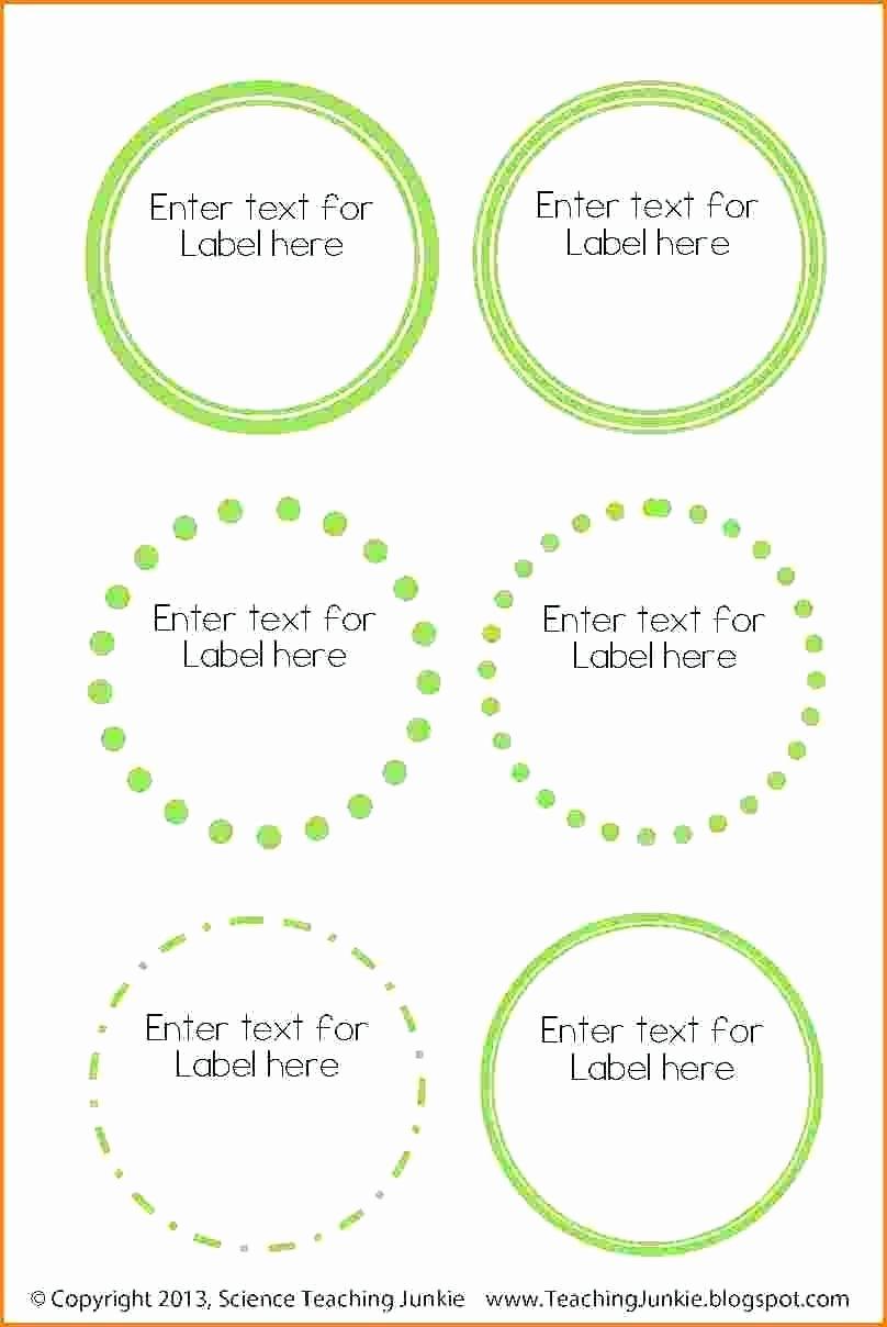 Printable Circle Stickers Avery 101 Printables