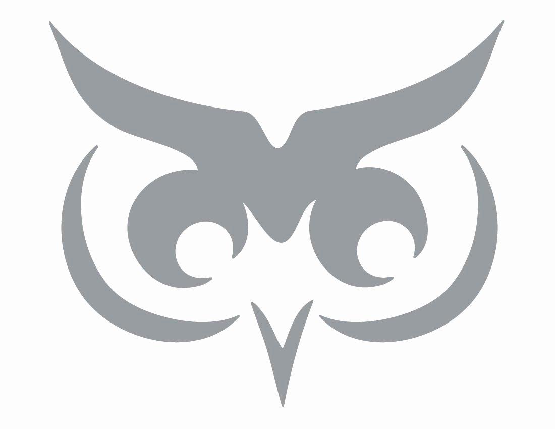 Printable Owl Stencil Coolest Free Printables