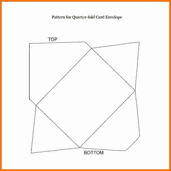 Quarter Fold Greeting Card Templates Colesecolossus