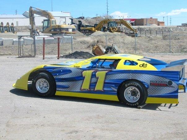 Race Car Wraps Gallery