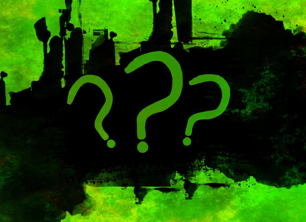 Riddler Question Mark Wallpaper Wallpapersafari