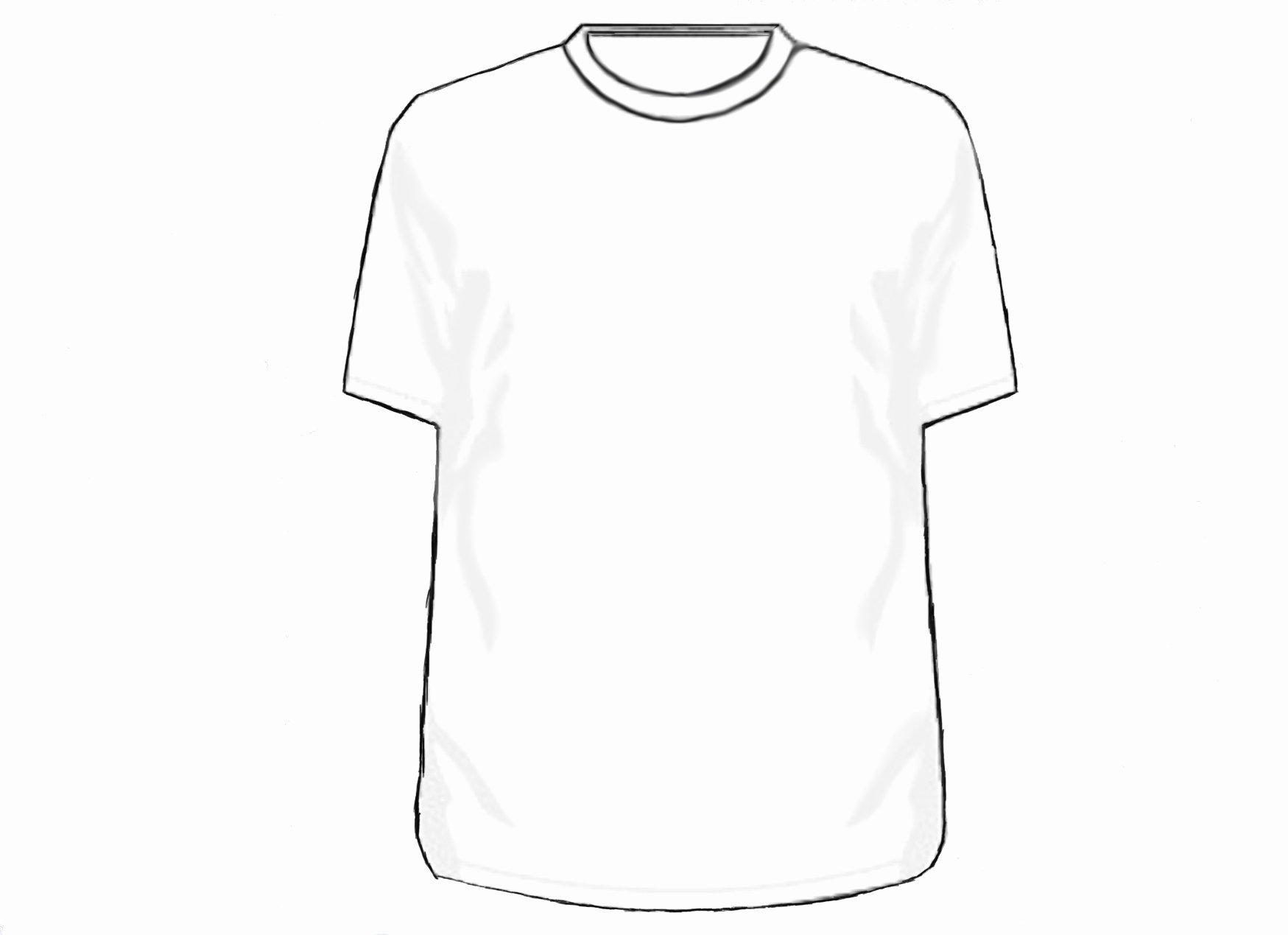 Shirt Design Template
