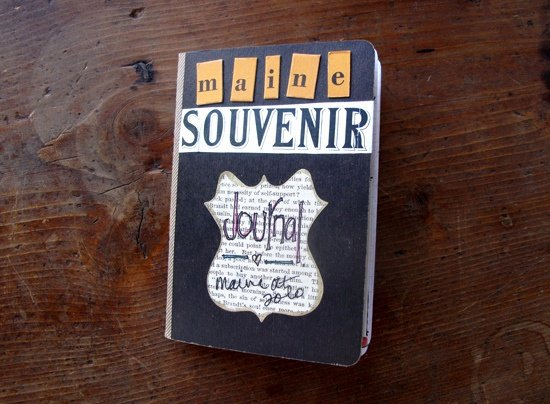 Souvenir Journal Design to Pin On Pinterest