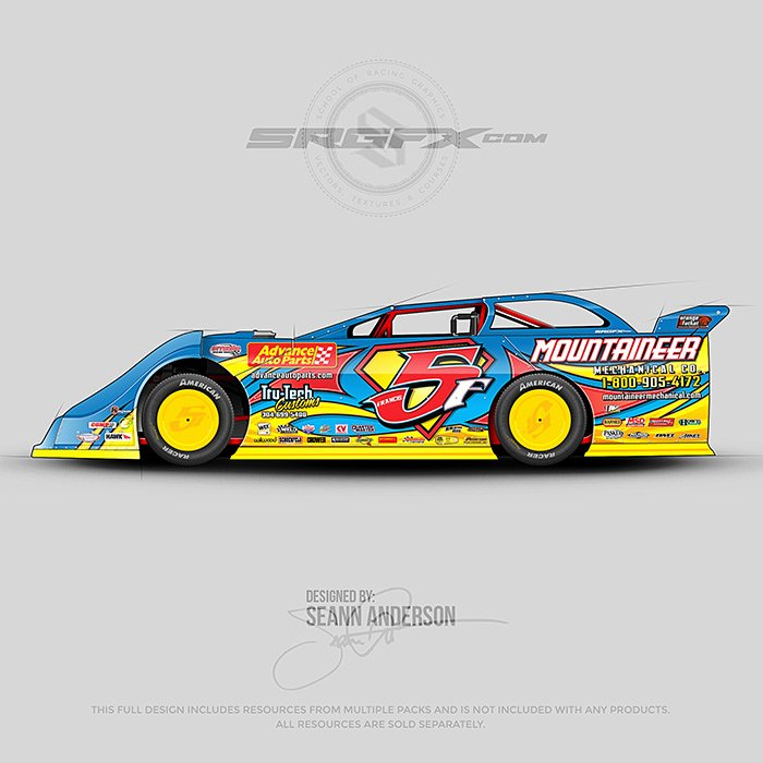 Dirt Late Model Bing Images – Latter Example Template