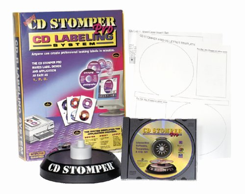 Stomper Pro Cd Label Template Free Programs