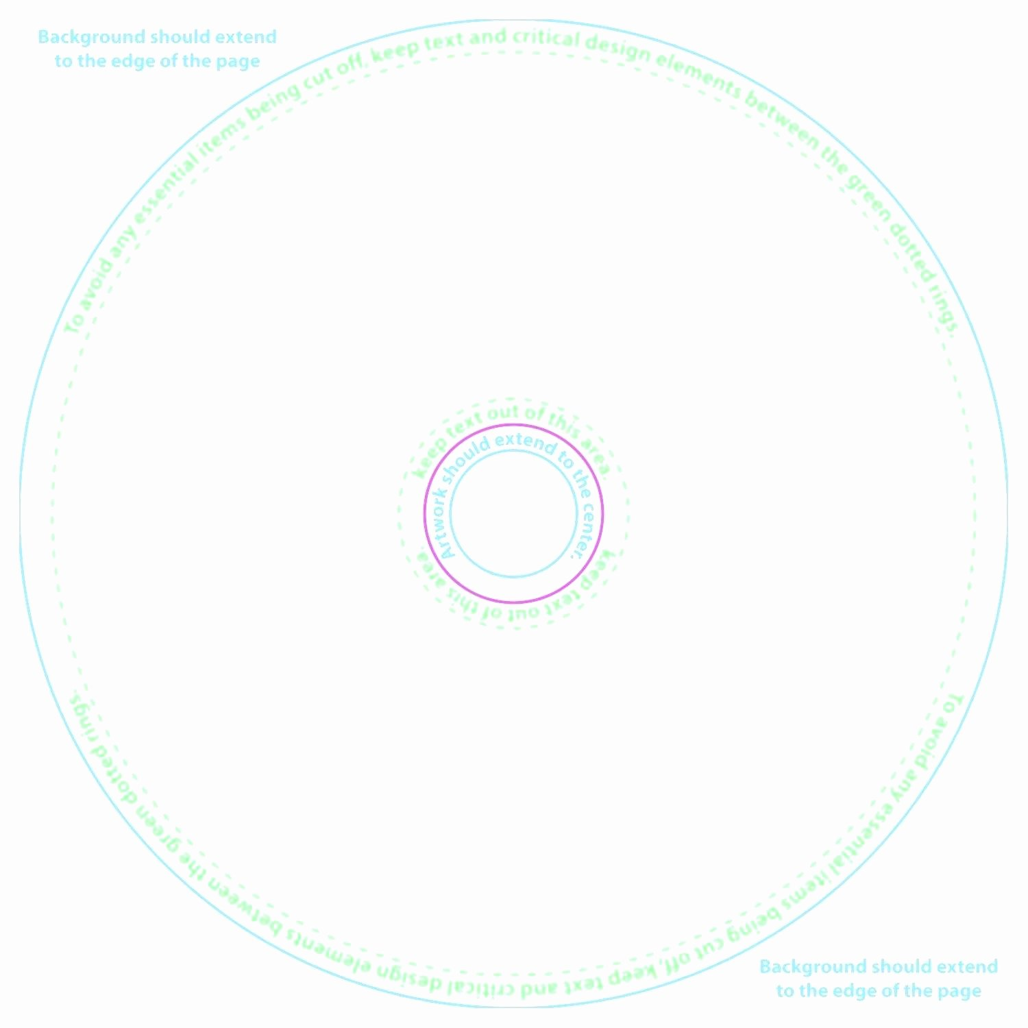 Template Cd Label Template Microsoft Word for Labels