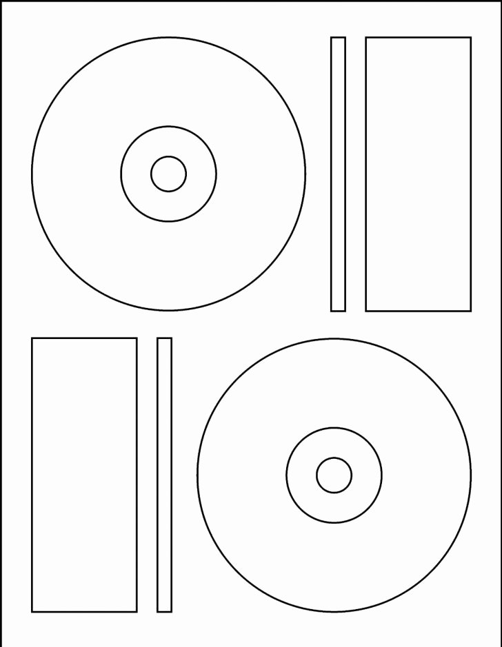 Template Dvd Label Template