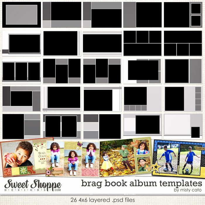 Template for Photo Album
