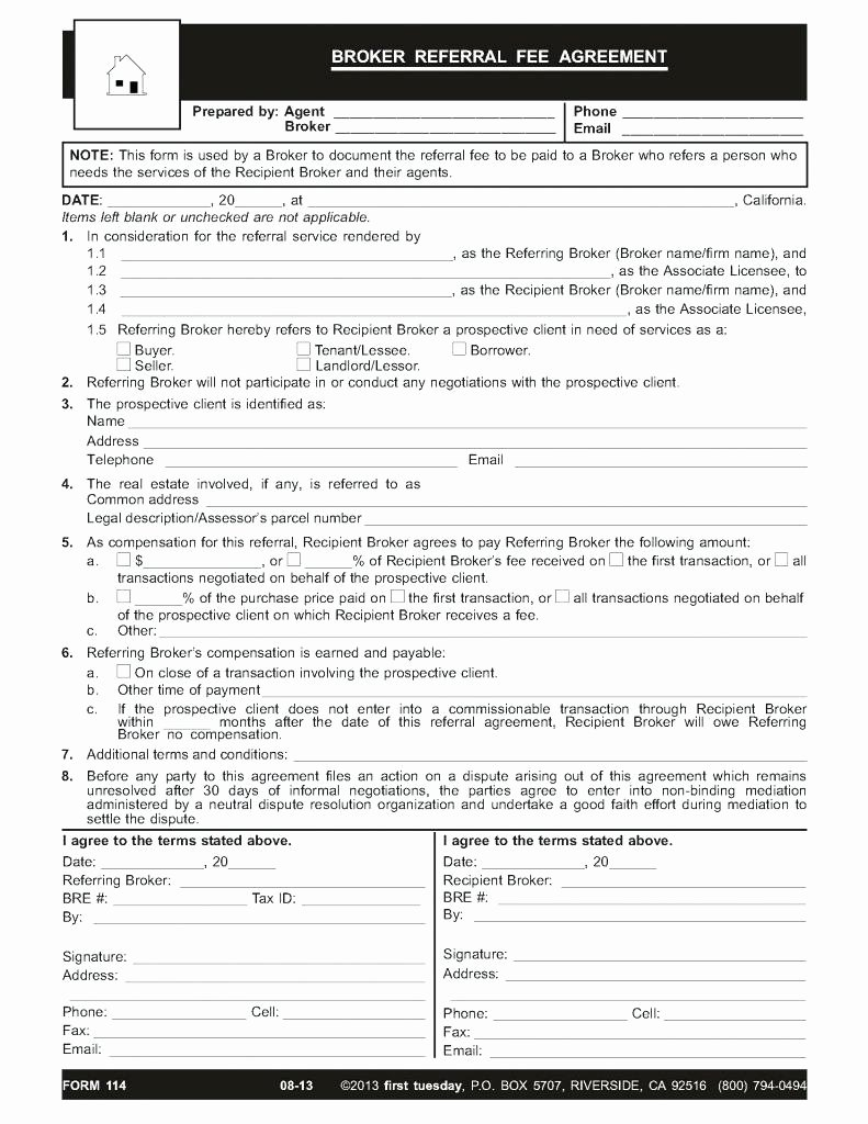 Template Profit Sharing Agreement Template