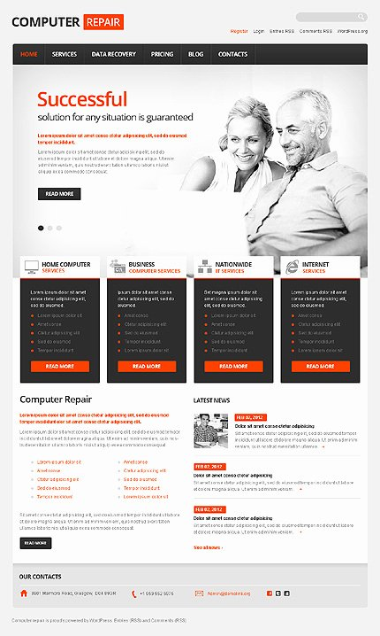 Templatemonster Giveaway Over 1800 Wordpress themes Available