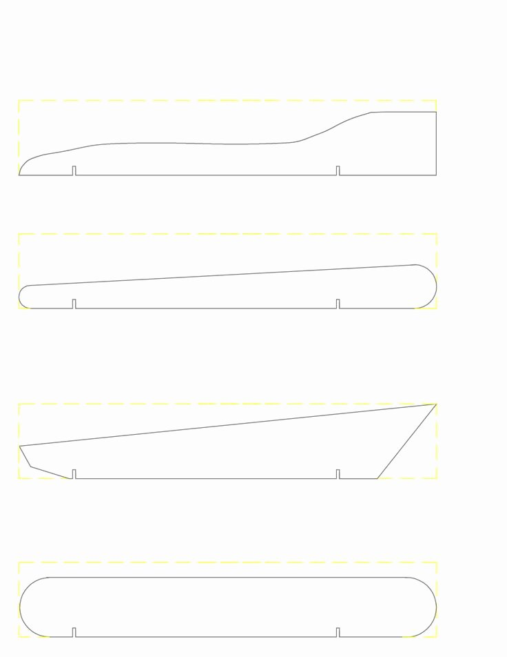 The 25 Best Pinewood Derby Car Templates Ideas On