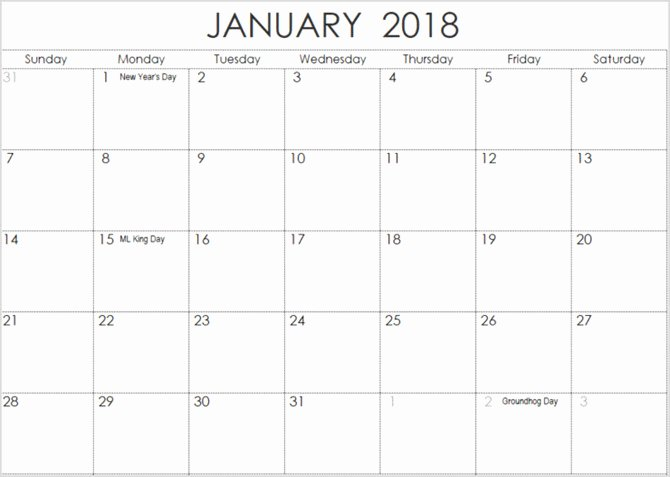 The Best Free Microsoft Fice Calendar Templates for