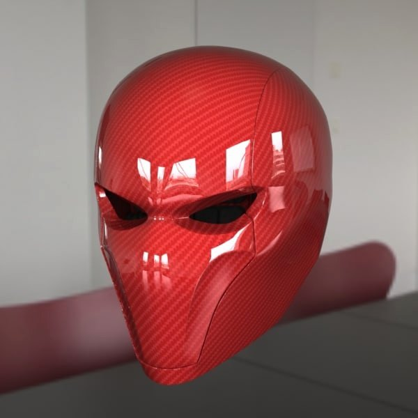 The Gallery for Red Hood Helmet Tutorial