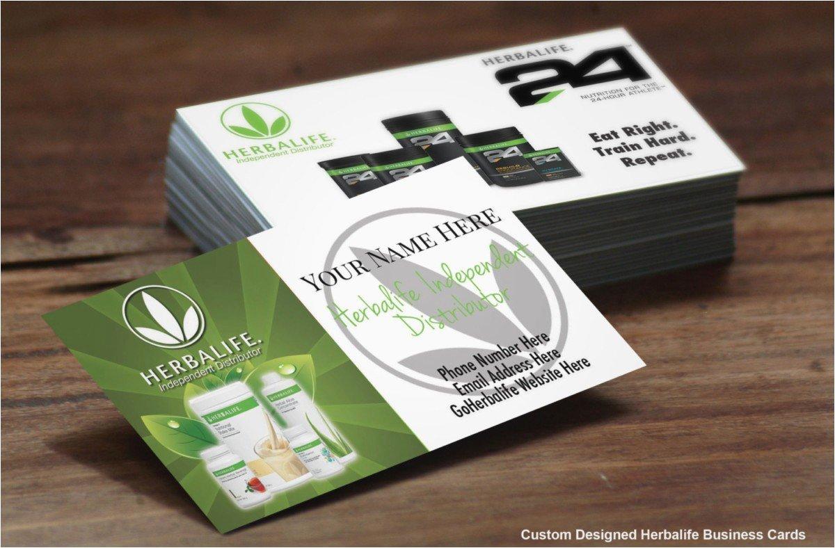 Vista Print Business Cards Templates Enchanting Herbalife
