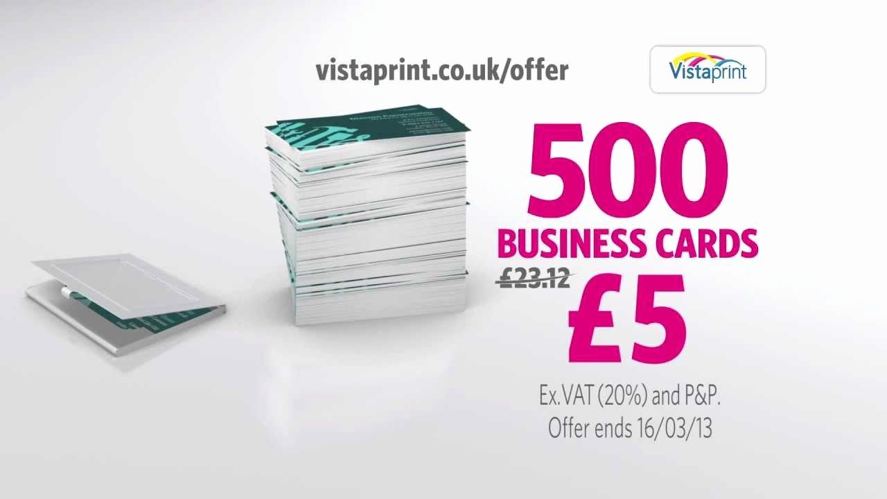 Vistaprint Free Business Cards Free Resume Samples