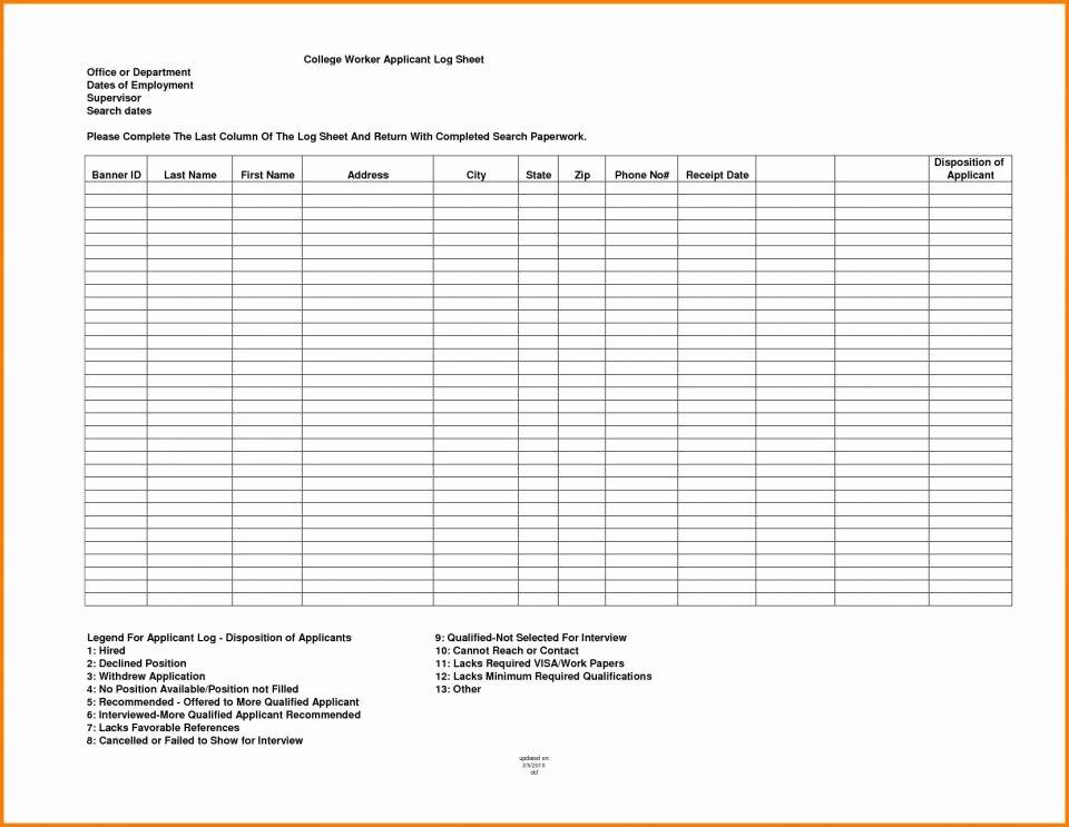 Work Activity Log Sheet Maggi Locustdesign Co Template
