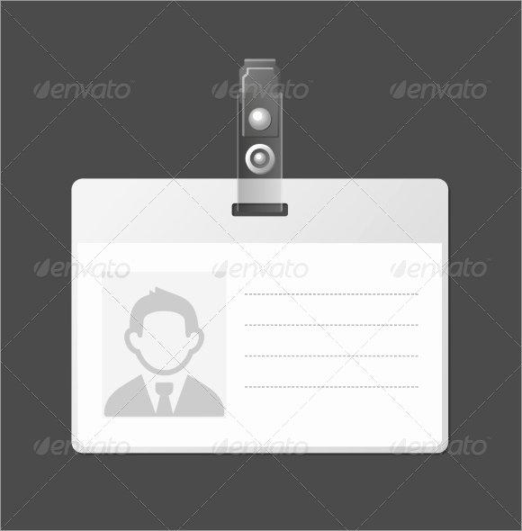 10 Amazing Blank Id Card Templates