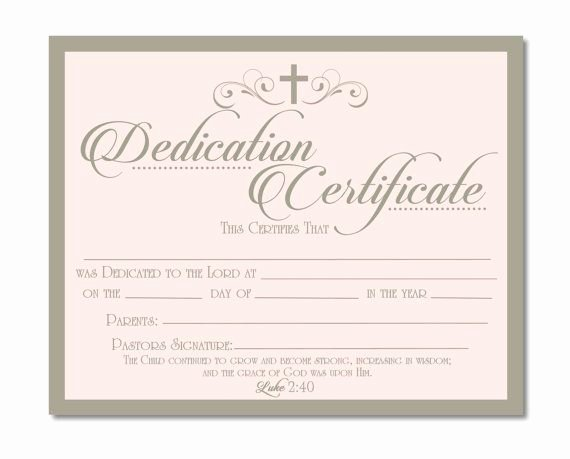 10 Best Church Certificates Images On Pinterest