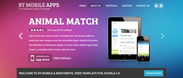 10 Best Free Responsive Joomla Website Templates 2019