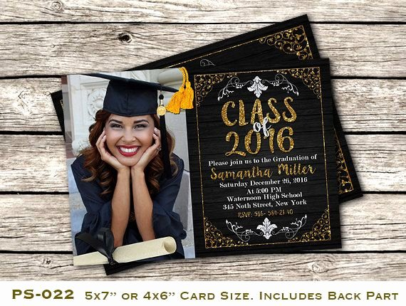 10 Best Ideas About High School Graduation Invitations On