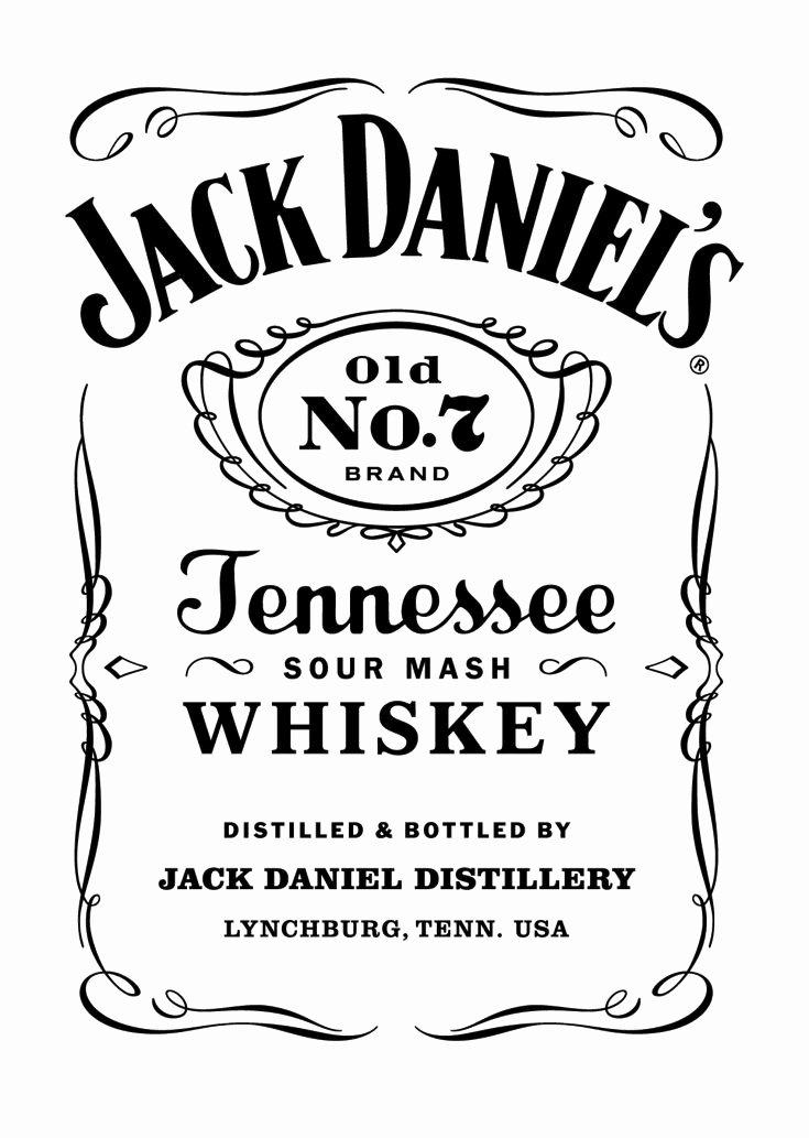 10 Best Ideas About Jack Daniels Label On Pinterest
