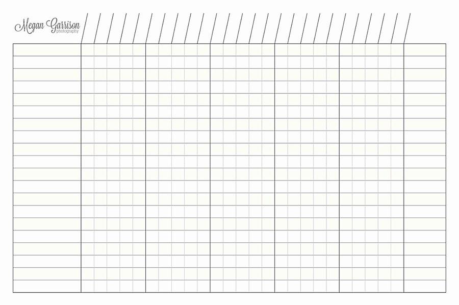 10 Best Of Blank Column Chart 4 Column Chart