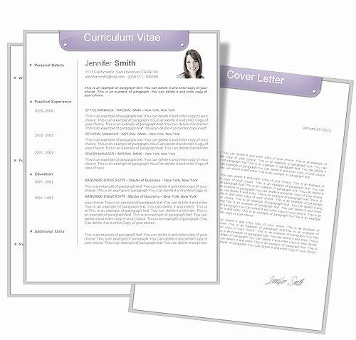 10 Best Of Curriculum Vitae Resume Templates