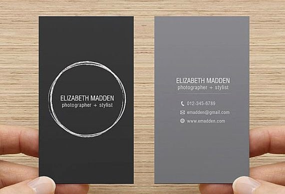10 Best Of Double Sided Postcard Template Double