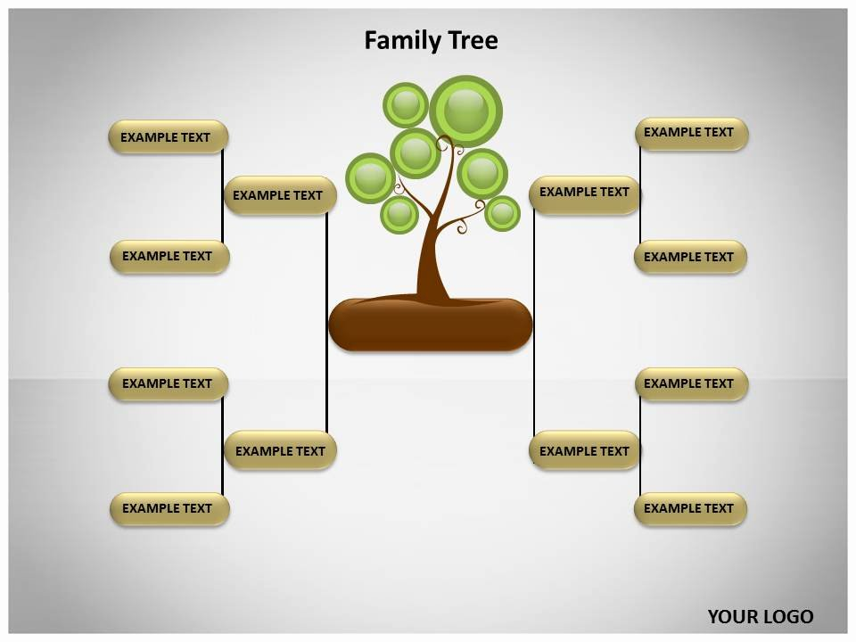 10 Best Of Family Tree Powerpoint Template Free