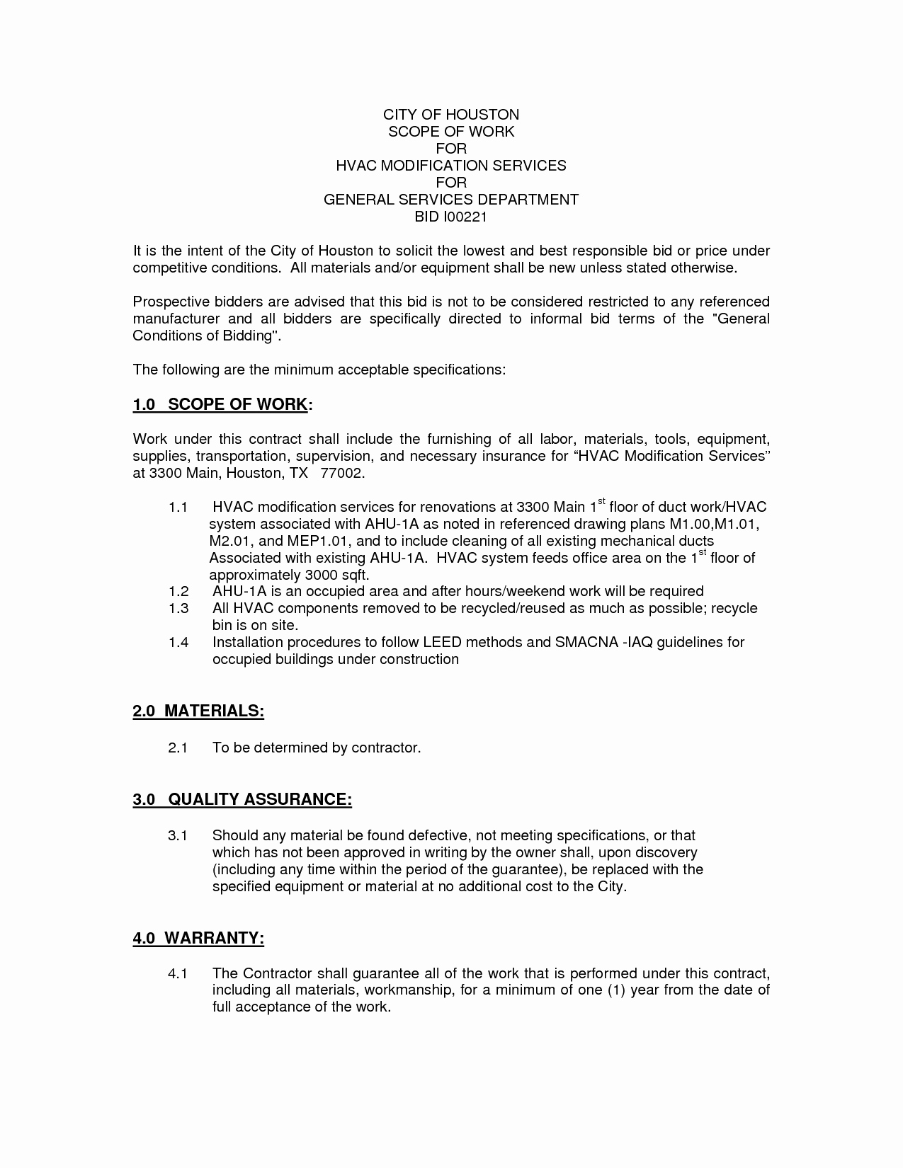 10 Best Of Hvac Service Agreements Templates Hvac