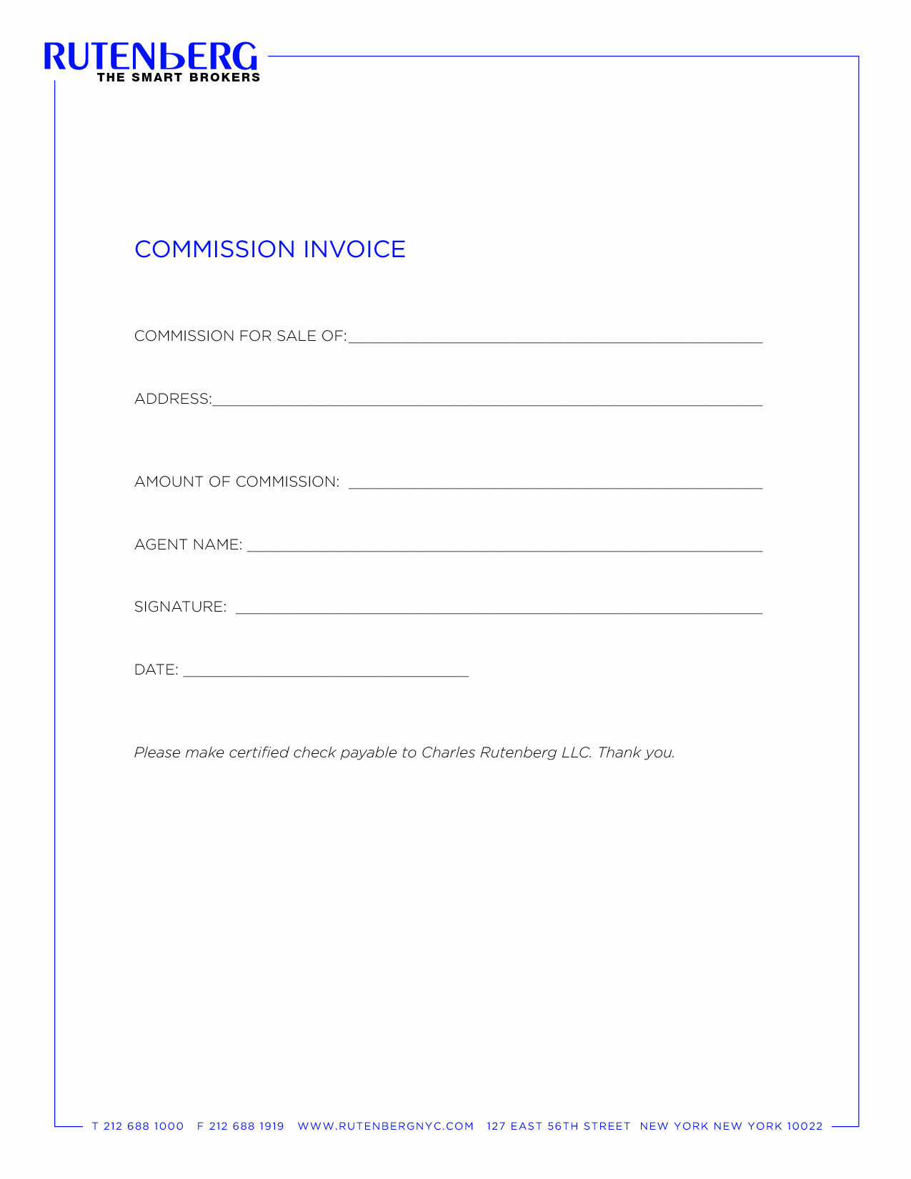 10 Best Of Sales Mission Invoice Sample Real Estate Mission Invoice Template