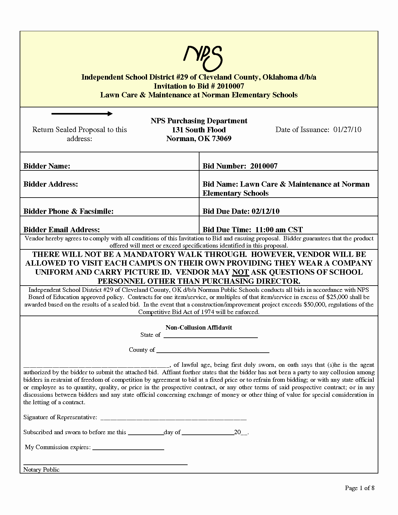 10 Best Of Service Proposal forms Lawn Care