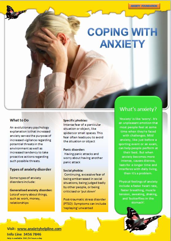 10 Best Of Stress Brochure Templates Stress