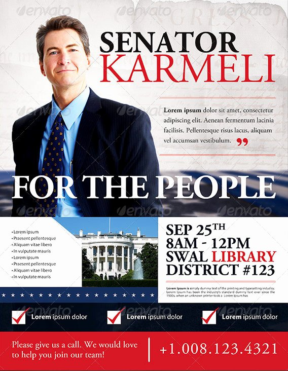 10 Best Of the Best Political Campaign Brochures