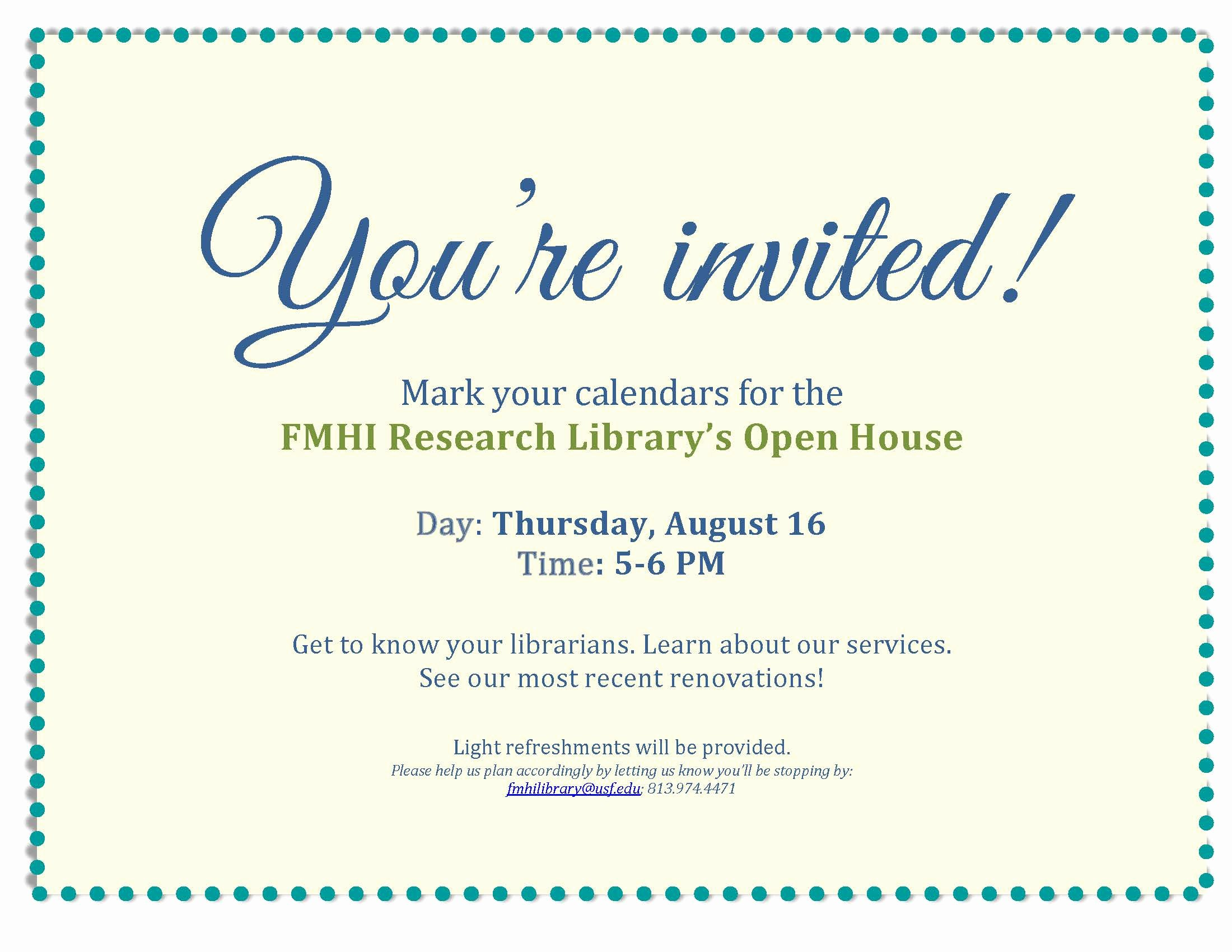 10 Best Of Virtual Open House Invitation Library