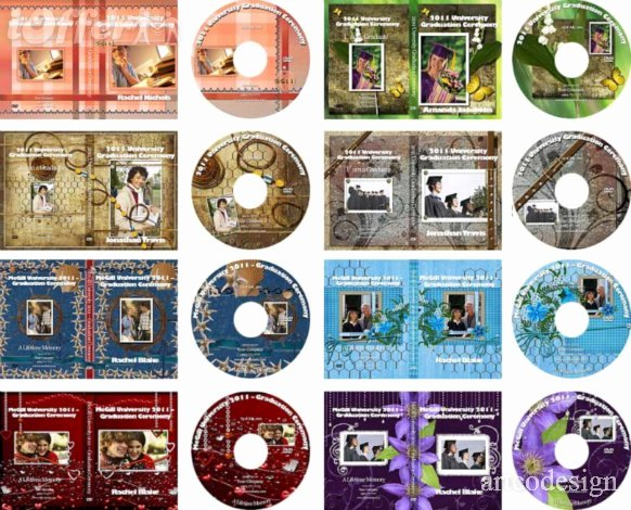 10 Cd Label Template Psd Free Dvd Label Templates