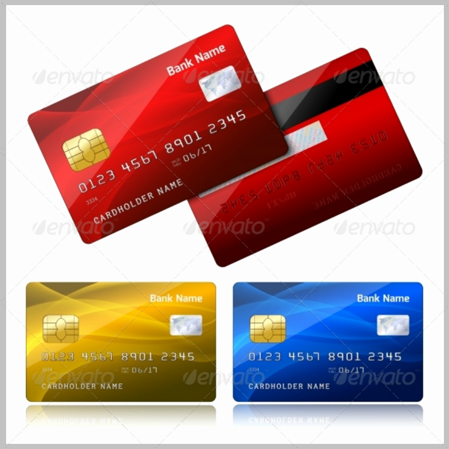 10 Credit Card Designs
